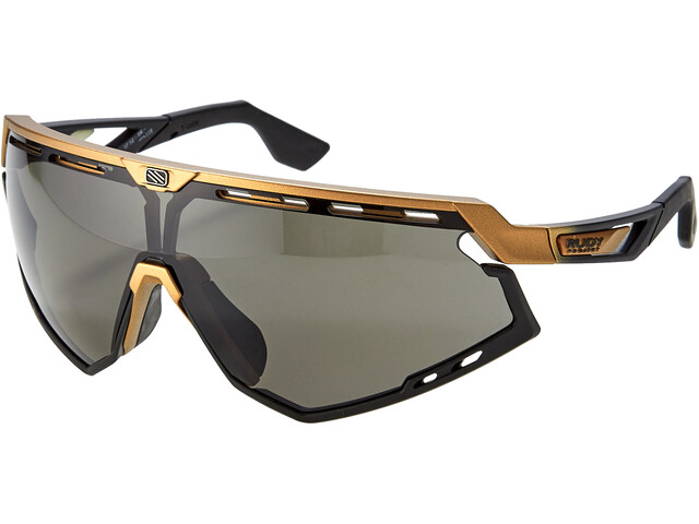 Rudy Project Defender Glasses bronze matte/fade black/black/smoke black